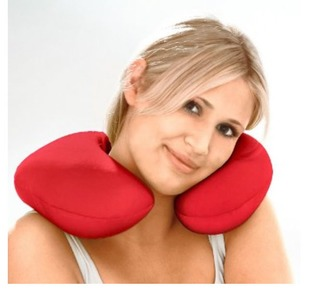 Massaging Neck Pillow