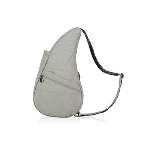 Healthy Back Bag | Textured Nylon | Forest Grey